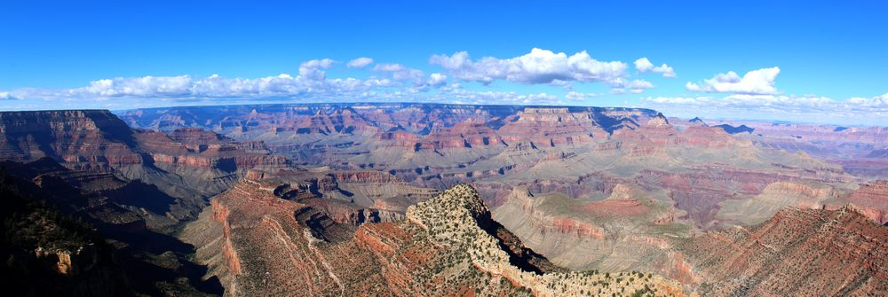 South Rim, Grand Canyon National Park, Arizona, USA