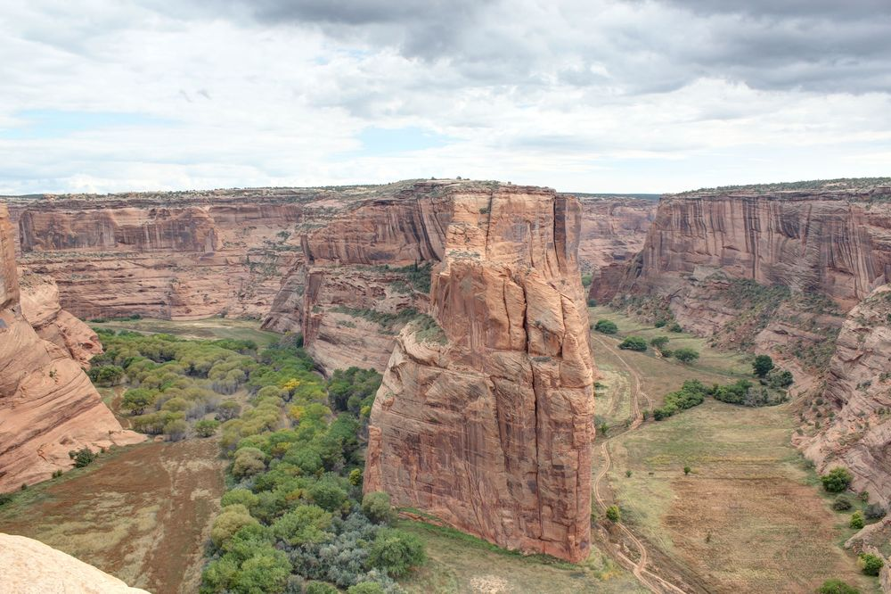 Canyon de Chelly National Monument, AR, USA
