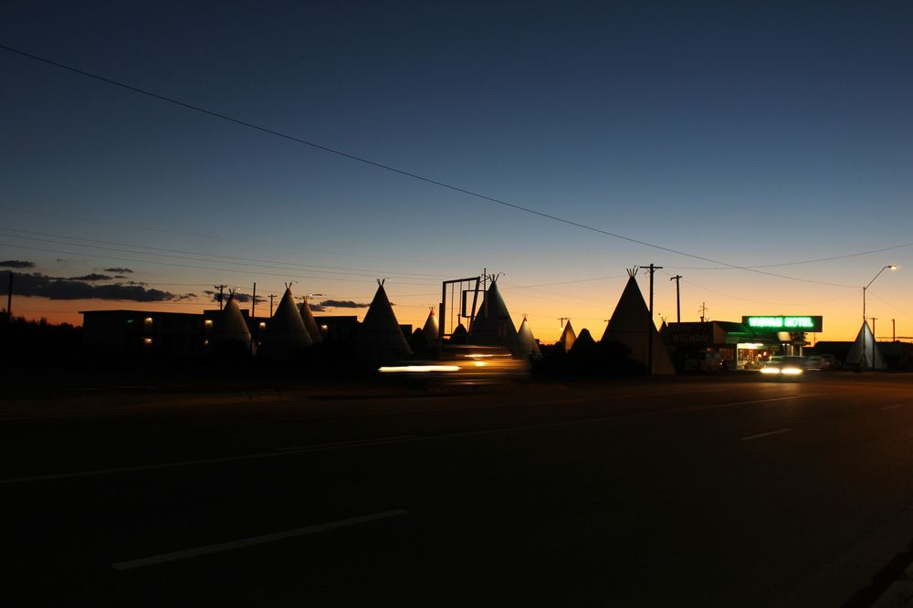 Holbrook, Route 66,Arizona, USA