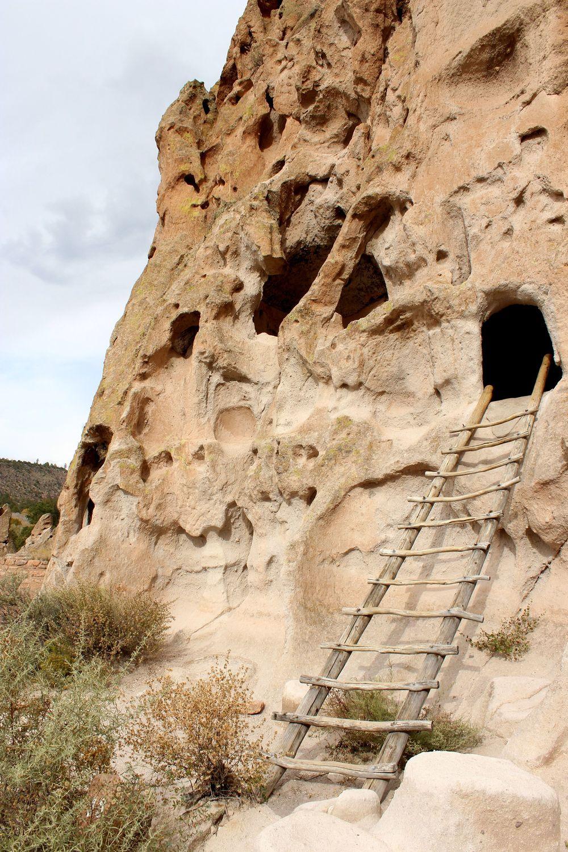 Bandelier National Park, Nouveau-Mexique, USA