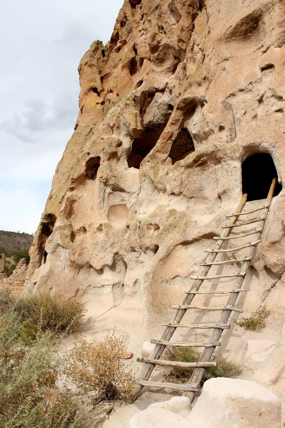 Bandelier National Park, Nouveau-Mexique, USA