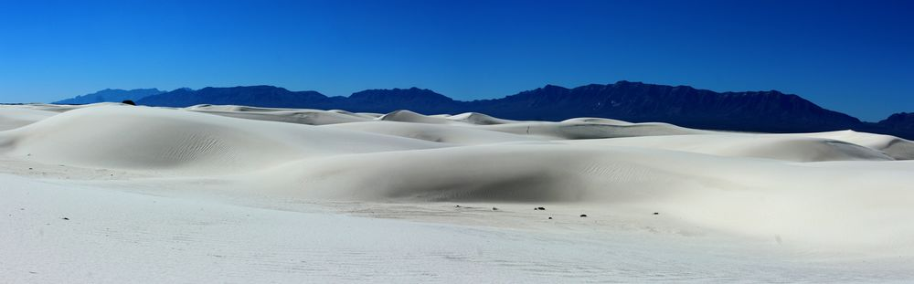 White Sands National Park, Nouveau-Mexique, USA