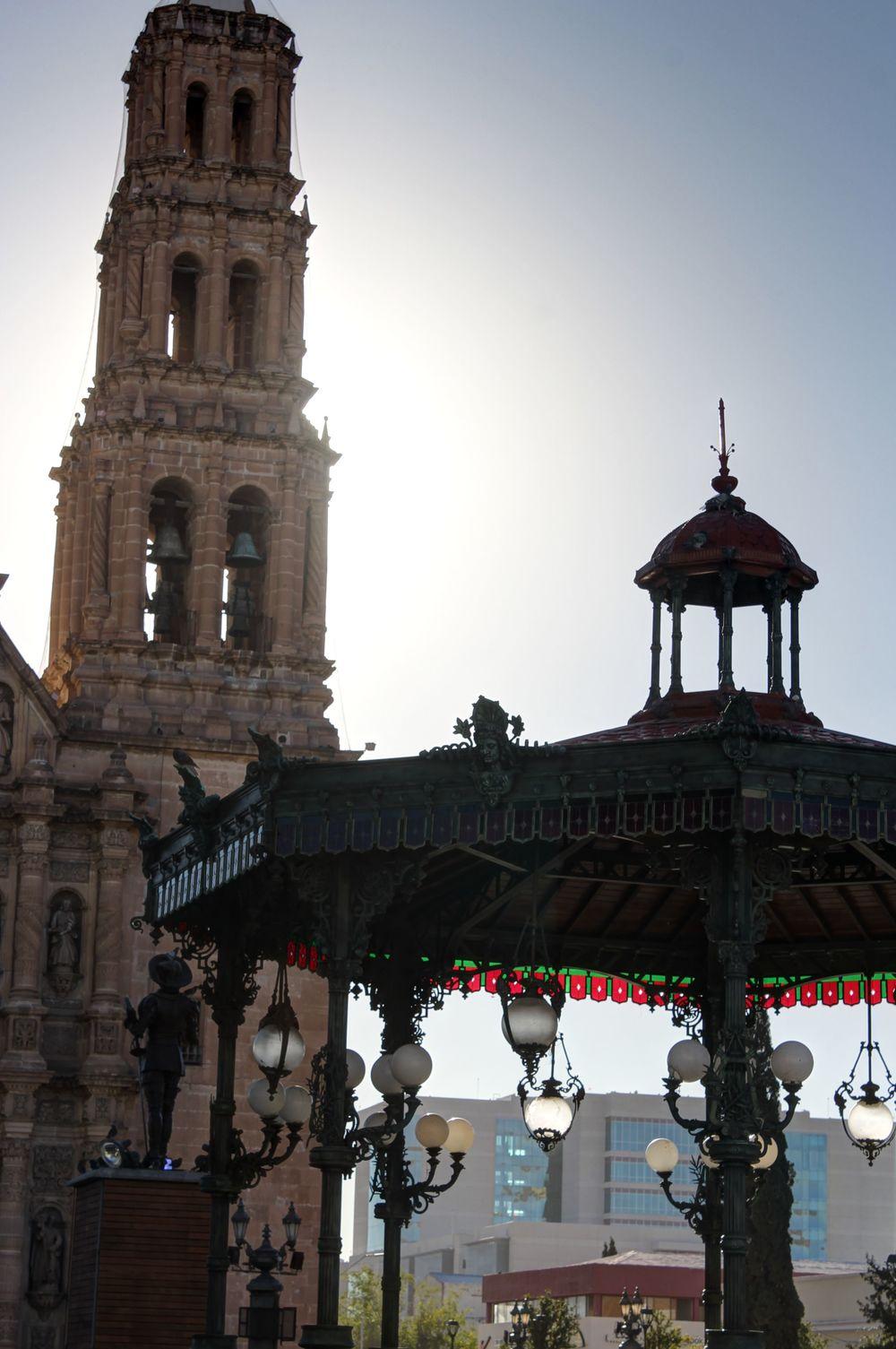 Zocalo, Chihuahua, Chihuahua, Mexique