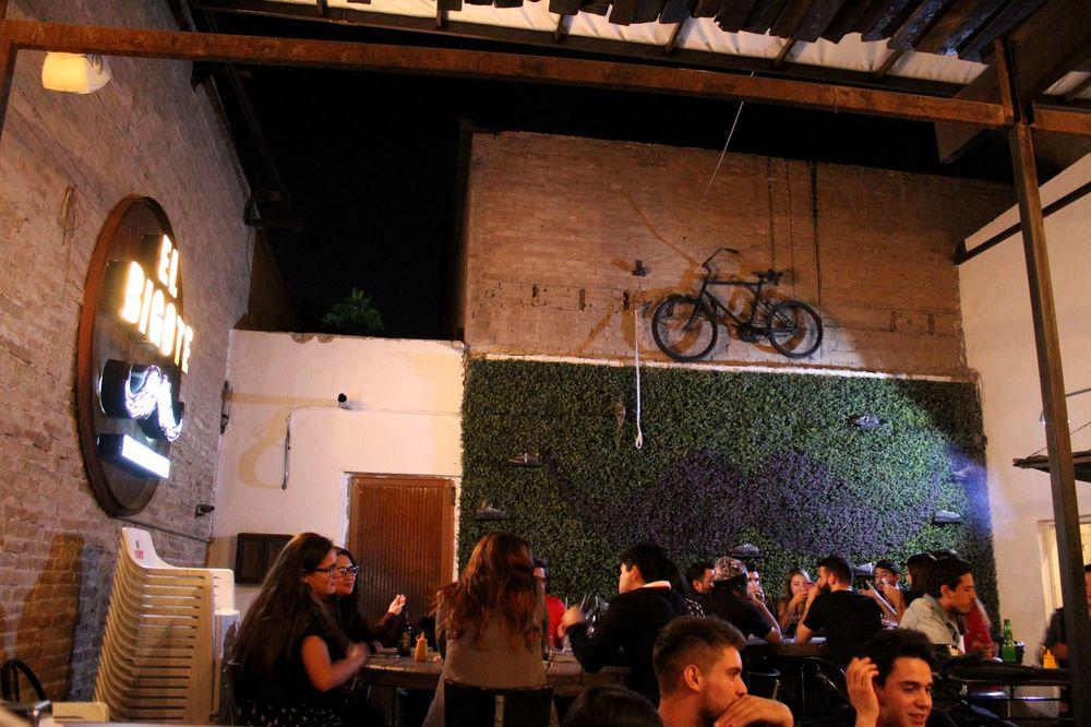 Bar La Bigote, Torreón, Coahuila, Mexique