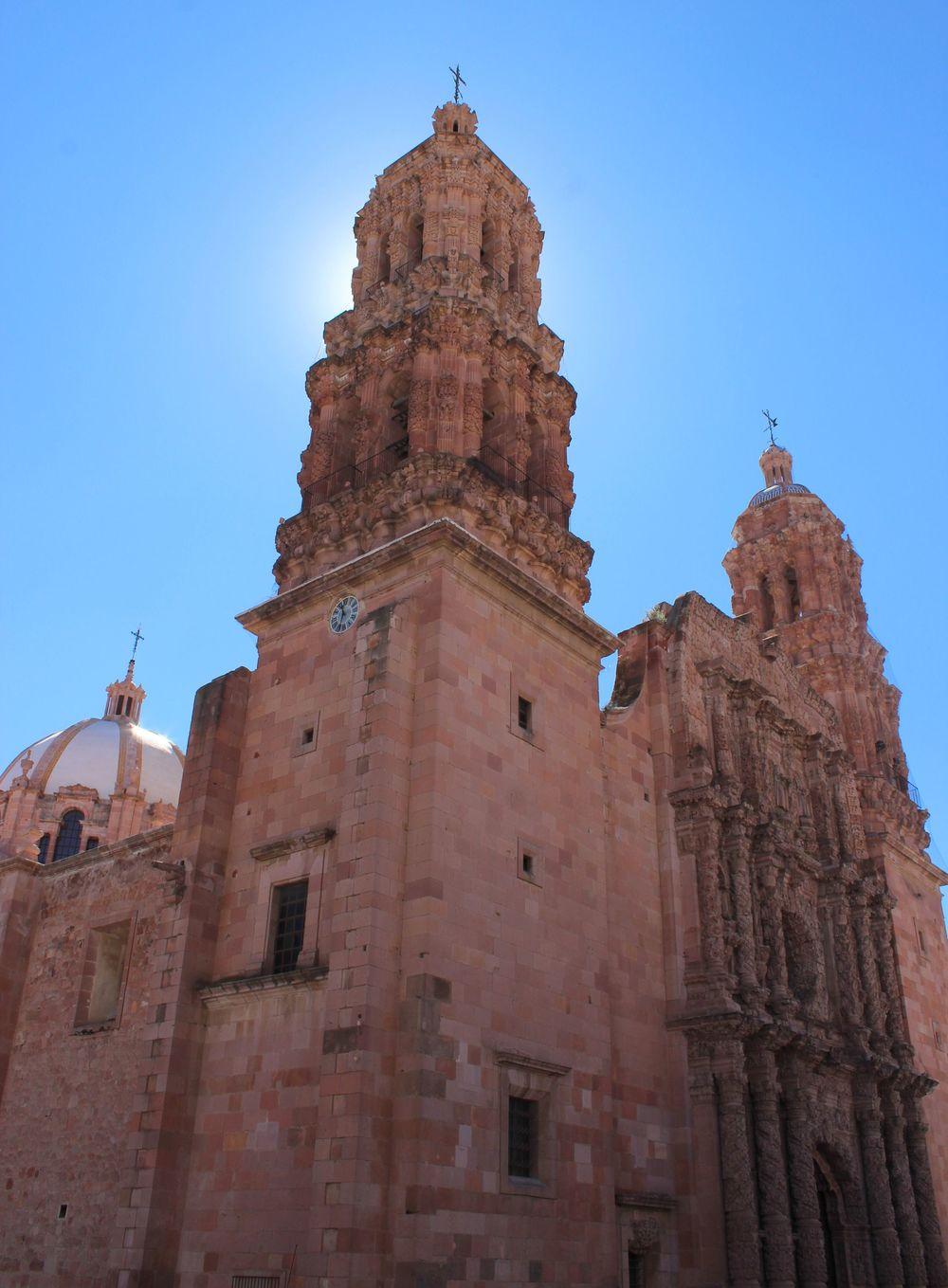 Cathédrale Notre-Dame-de-l'Assomption, Zacatecas, Zacatecas, Mexique