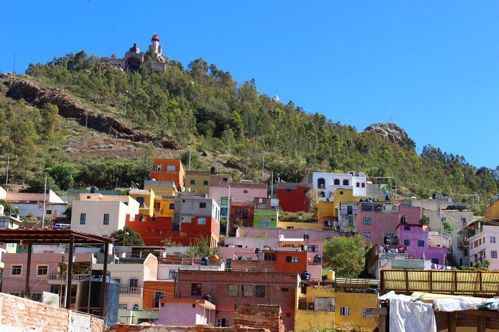 Cerro de la Bufa, Zacatecas, Zacatecas, Mexique