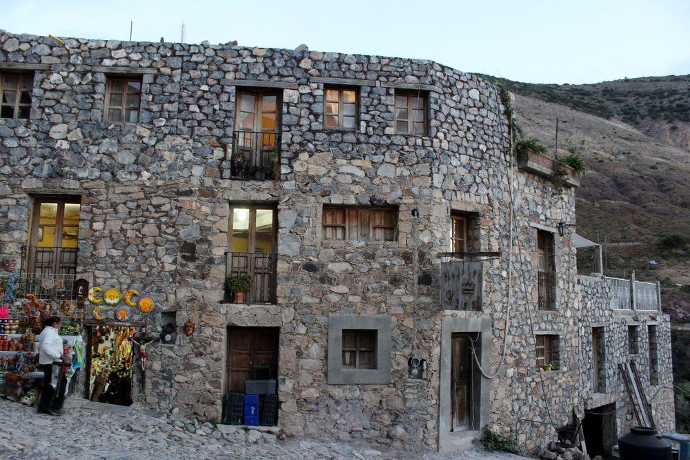 Real de Catorce, San Lui Potosi, Mexique