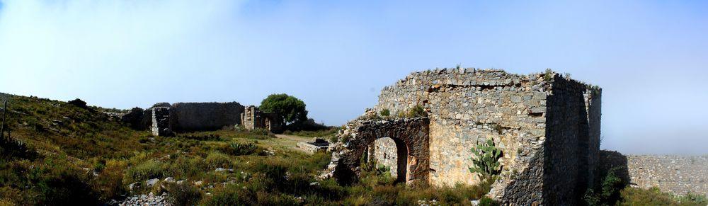 Village fantôme de Real de Catorce, San Lui Potosi, Mexique