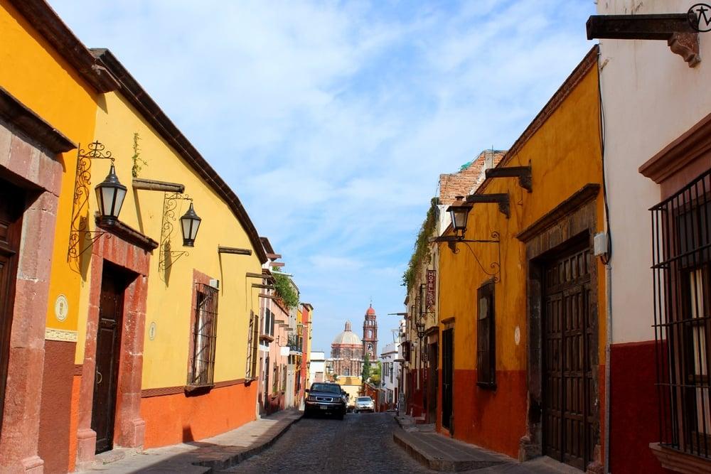 San Miguel de Allende, Guanajuato, Mexique
