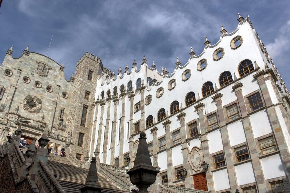 Université de Guanajuato, Guanajuato, Mexique