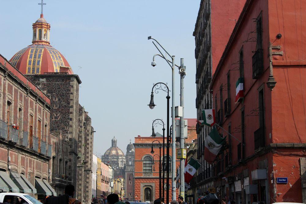 Centre historique, Mexico City, D.F, Mexique