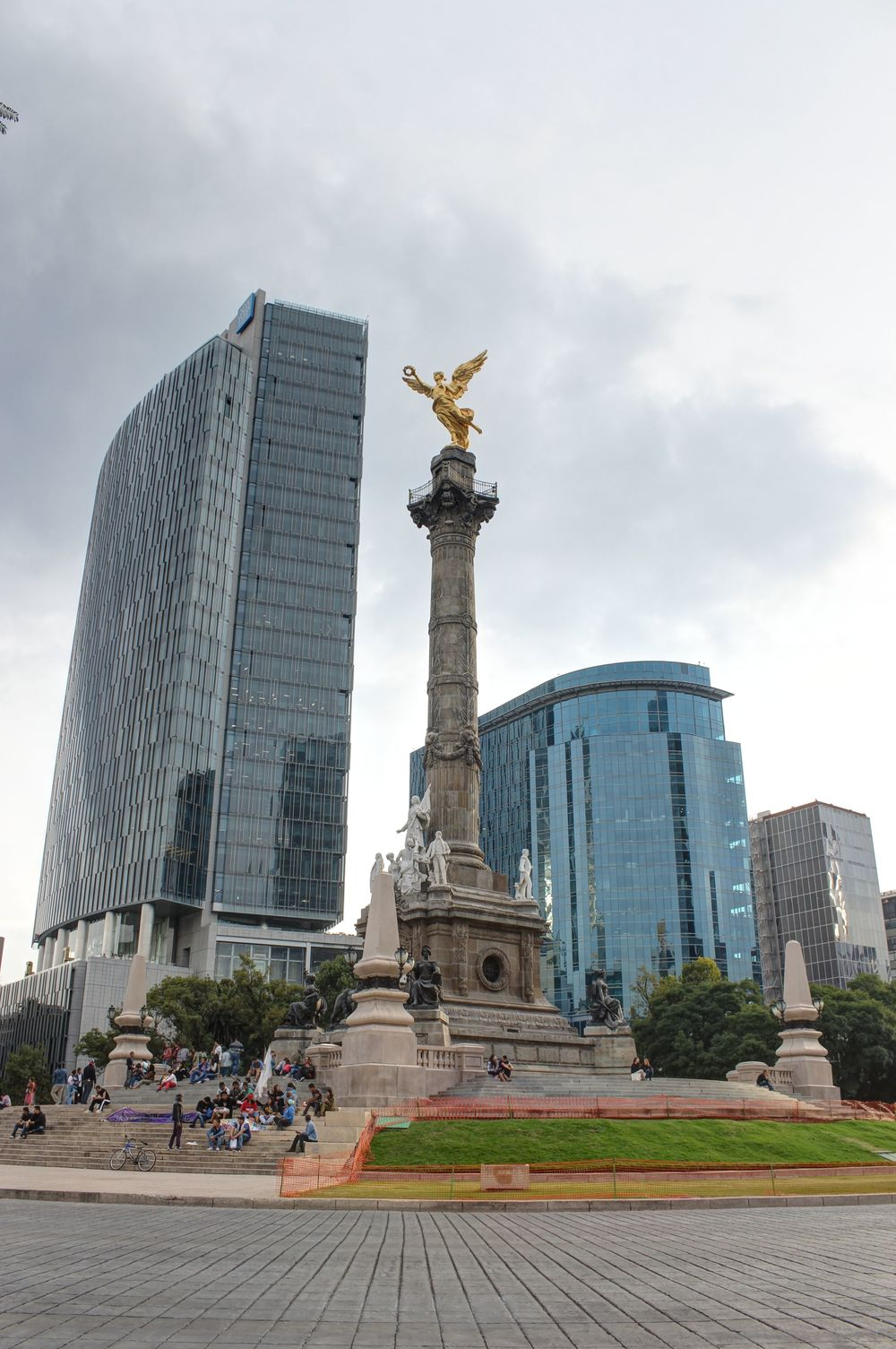 Ángel de la Independencia, Mexico City, D.F, Mexique