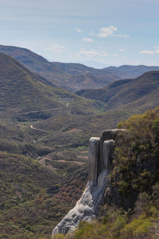 Hierve el Agua, Oaxaca, Oaxaca, Mexique
