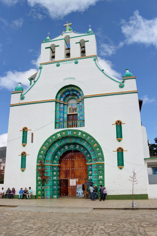Eglise de Chamula, Chiapas, Mexique