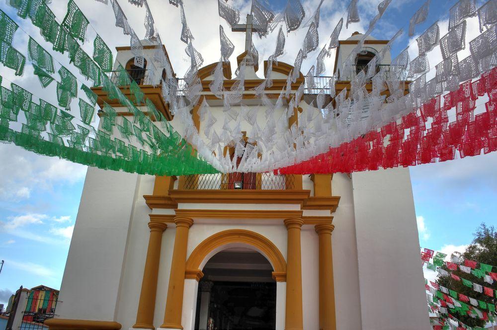 Iglesia del Cerro de Guadalupe, San Cristóbal de las Casas, Chiapas, Mexique