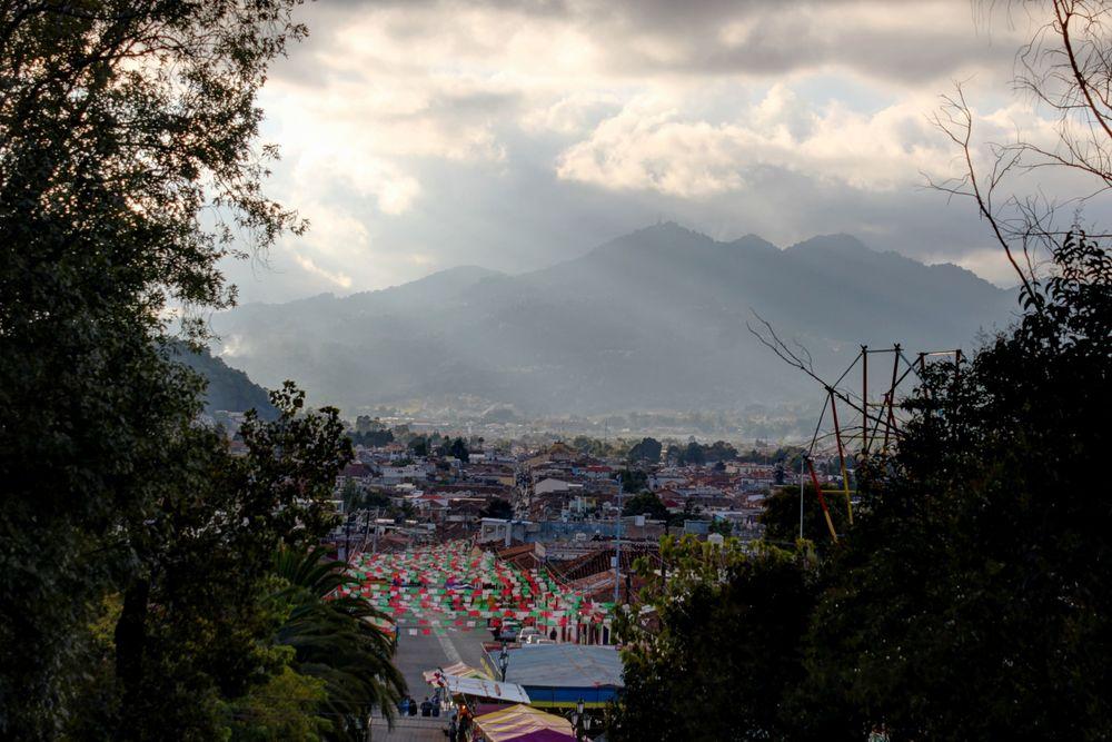 San Cristóbal de las Casas, Chiapas, Mexique