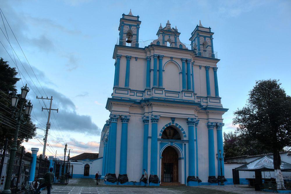 Casa Santa Lucia, San Cristóbal de las Casas, Chiapas, Mexique