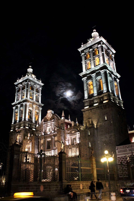 Cathédrale de Puebla, Puebla, Mexique