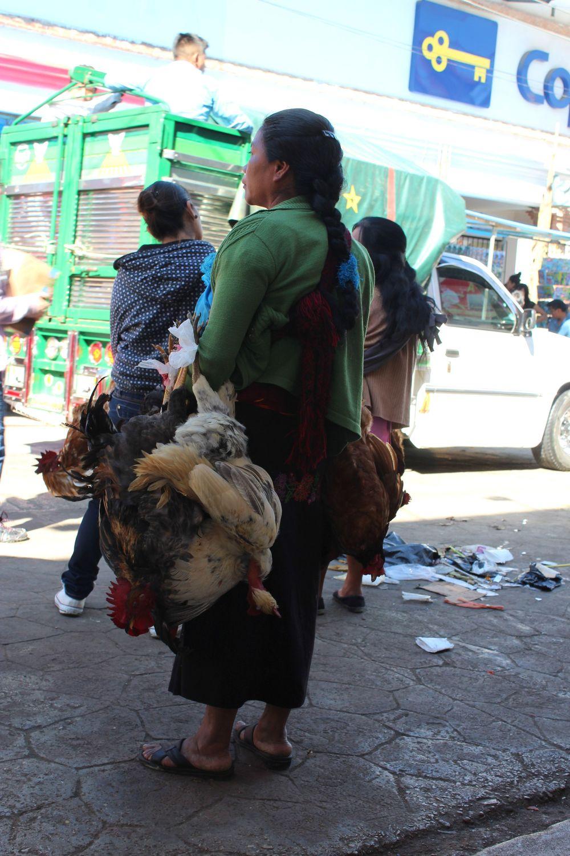 Marché de Comitán de Domínguez, Chiapas, Mexique