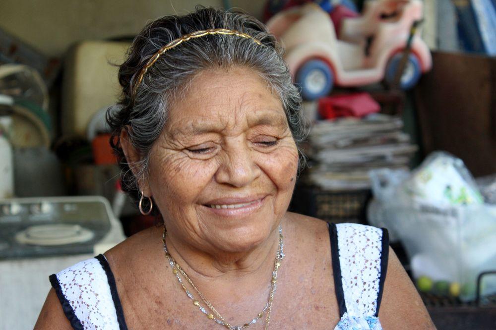 La mamita, Celestùn, Yucatan, Mexico