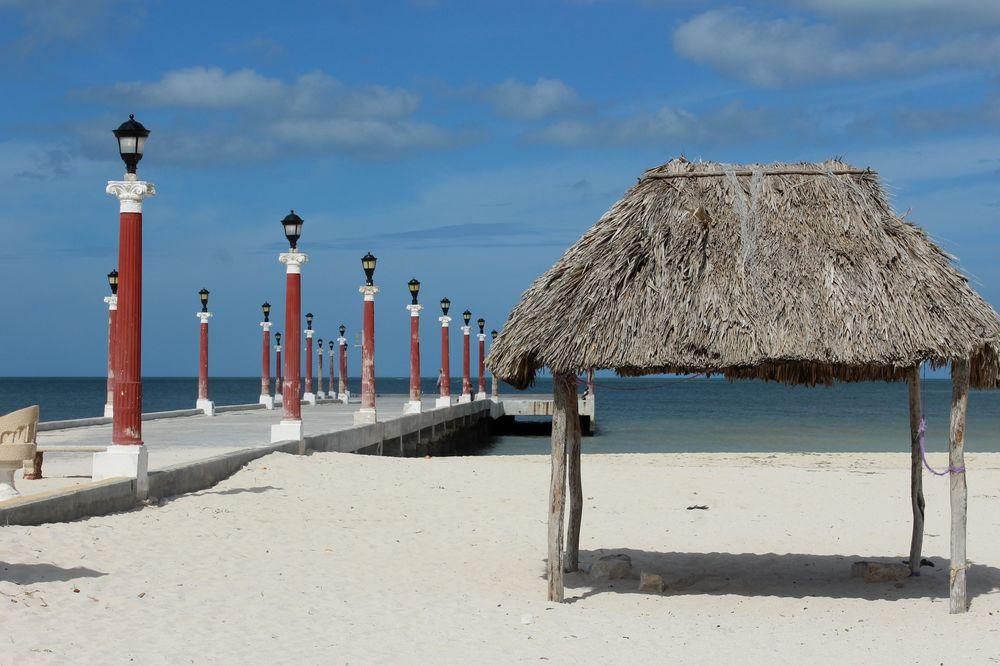 Sisal, Yucatan, Mexcio