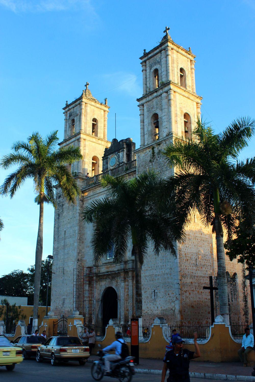 Cathédrale de Valladolid, Yucatán, Mexico