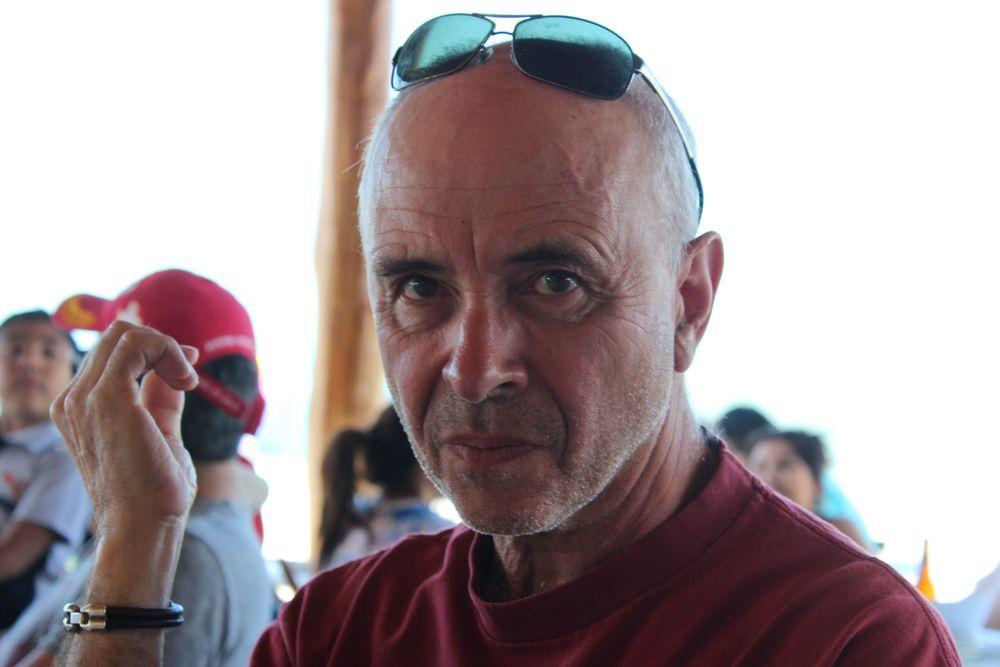 Bernard, Celestùn, Yucatán, Mexico