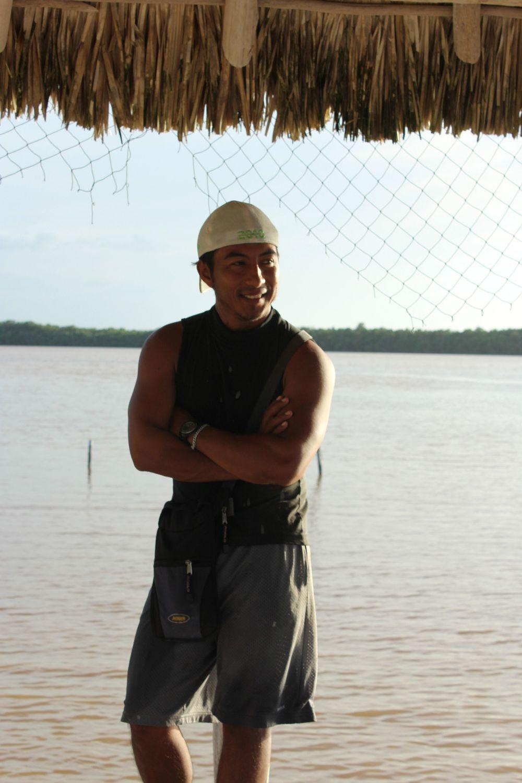 Carlos, Celestùn, Yucatán, Mexico
