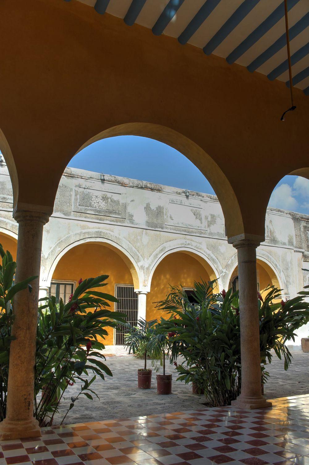 Hacienda de Yaxcopoil,Yucatán, Mexico