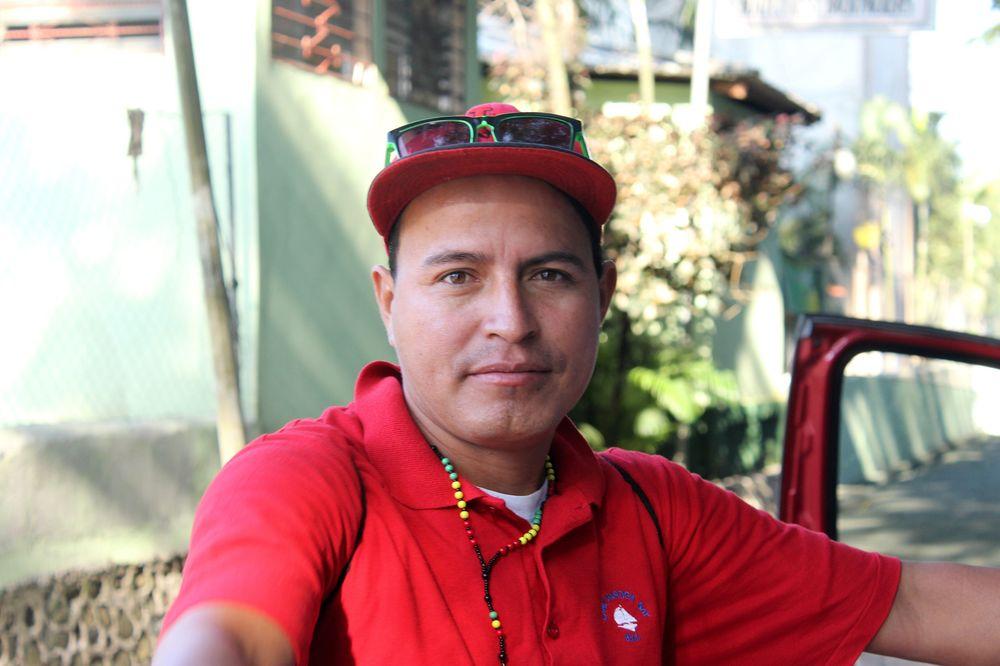 Eduardo, Rio Dulce, Izabal, Guatemala