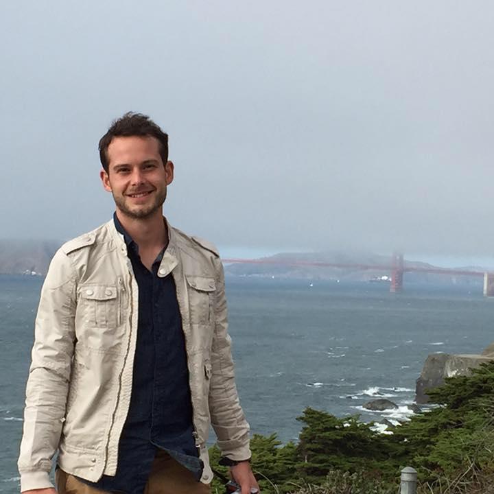 Thomas, San Francisco, Californie, USA