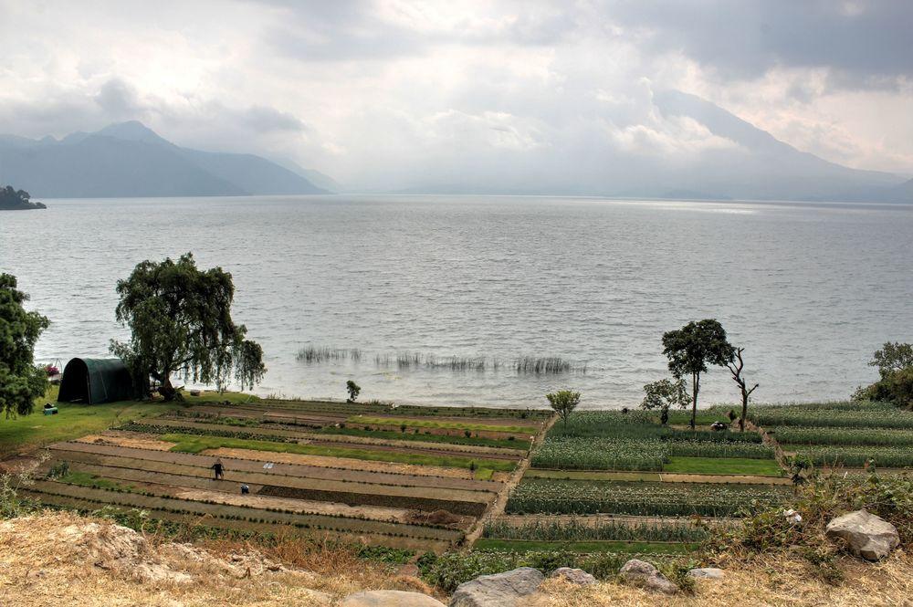 San Antonio Palopo Lac Atitlán, Sololá, GuatemalaLac Atitlán, Sololá, Guatemala