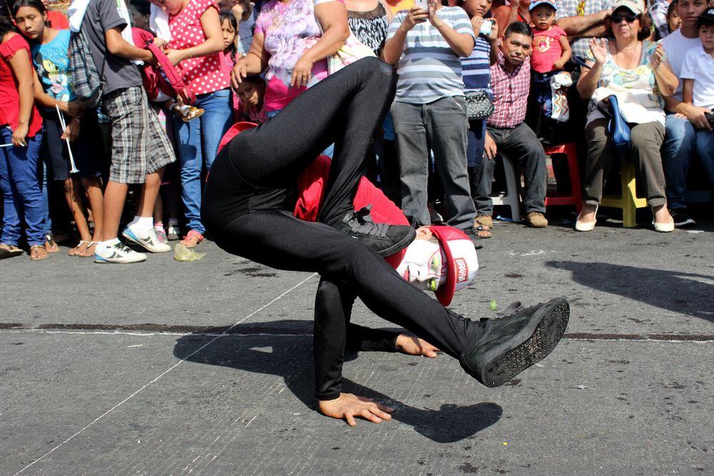 Carnaval de Mazatenango, Suchitepéquez, Guatemala