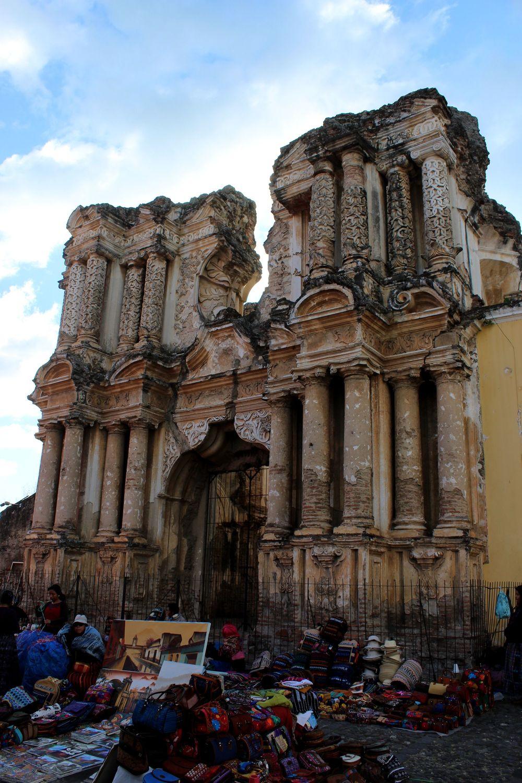 Iglesia de Nuestra Señora del Carmen, Antigua, Guatemala
