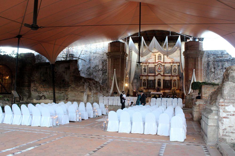 Mariage, Antigua, Guatemala