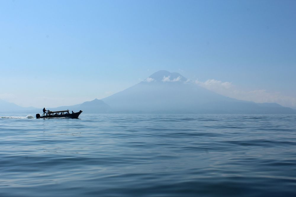 Lac Atitlán, Sololá, Guatemala