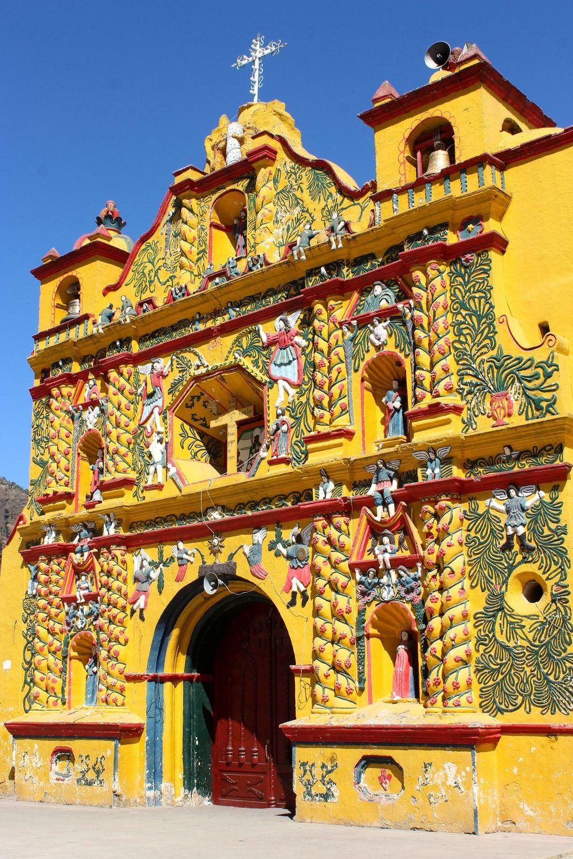 San Andrés Xecul, Quetzaltenango, Guatemala