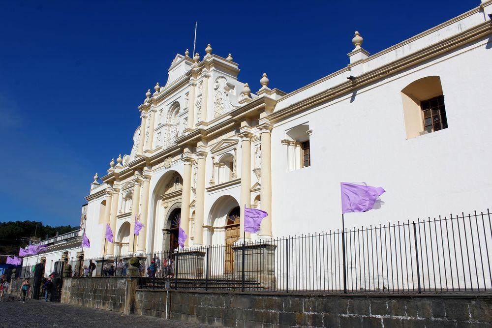 Cathédrale de Antigua, Guatemala
