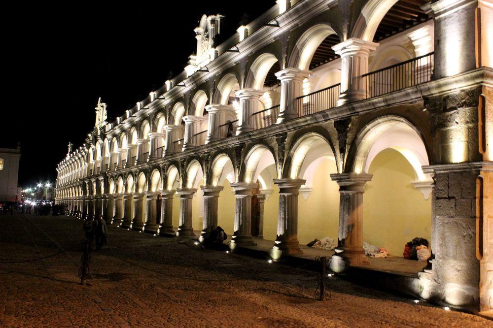Le palacio, Antigua, Guatemala