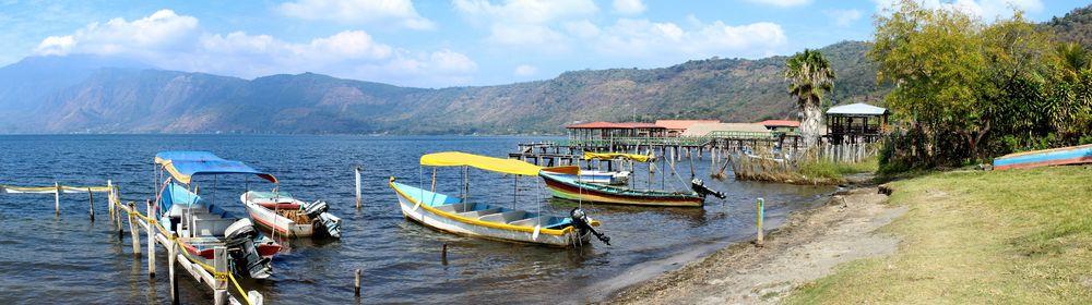 Lac de Coatepeque, Santa Ana,El Salvador
