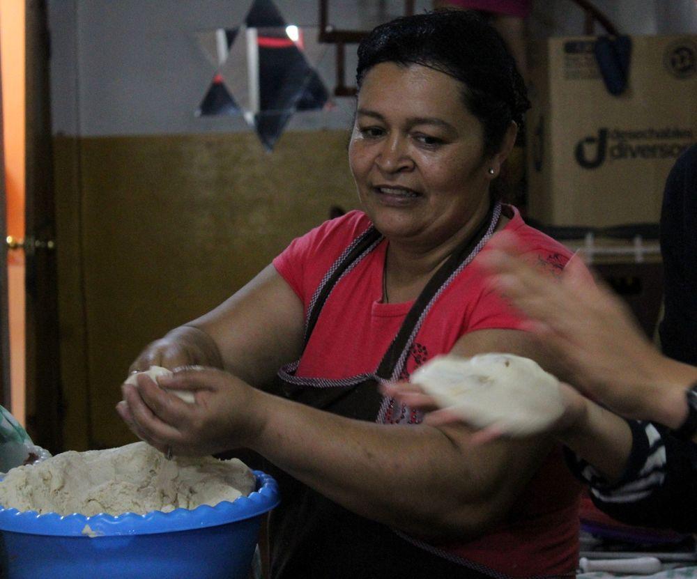 Pupuseria, Santa Ana, El Salvador