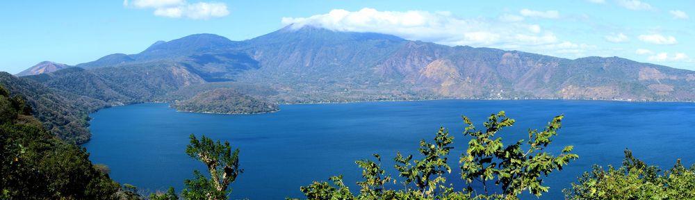 Lac de Coatepeque, Santa Ana, El Salvador