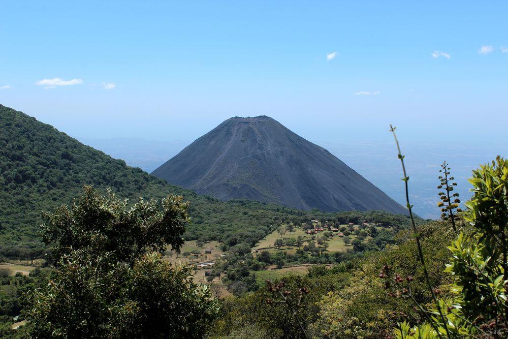 Volcan Izalco, Santa Ana, El Salvador