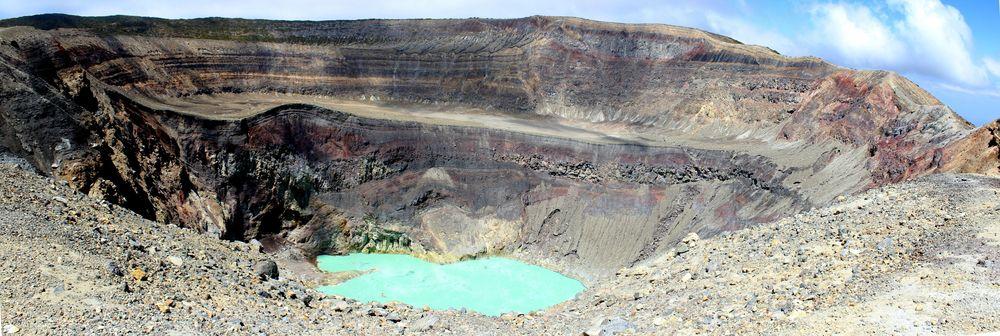 Volcan Santa Ana, Santa Ana, El Salvador