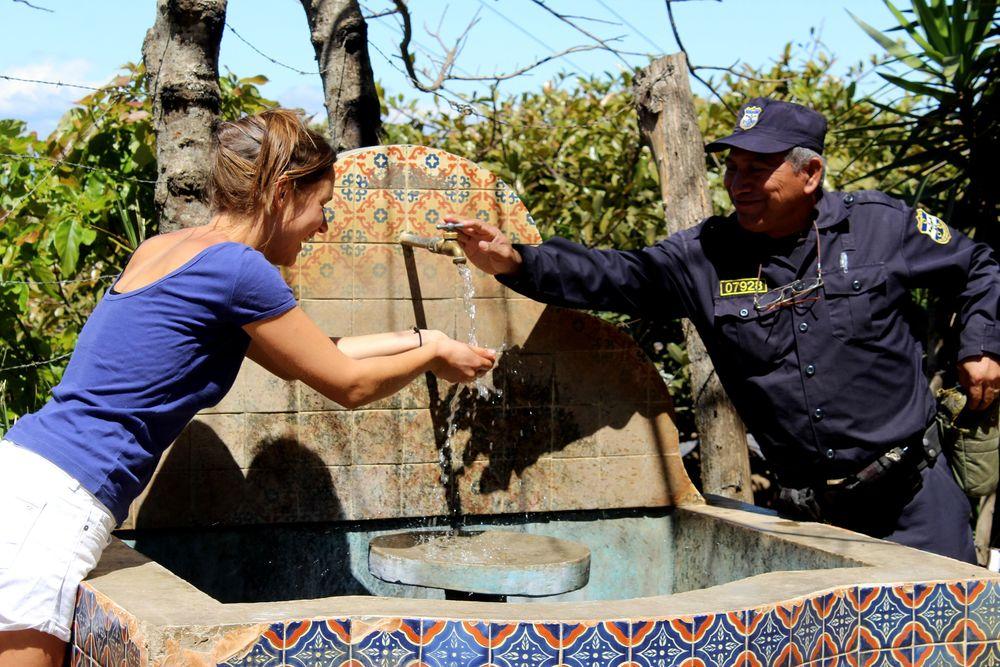 Hydratation, Concepción de Ataco, Santa Ana, El Salvador