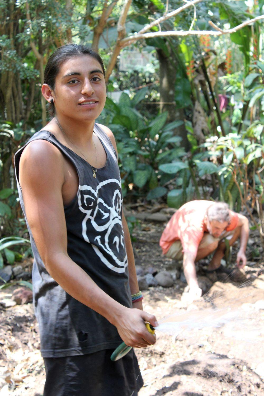 Bubble Organic Farm, San Salvador, El Salvador