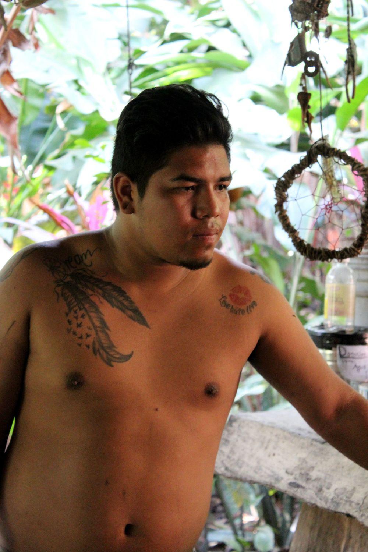 Cristofer, Bubble Organic Farm, San Salvador, El Salvador