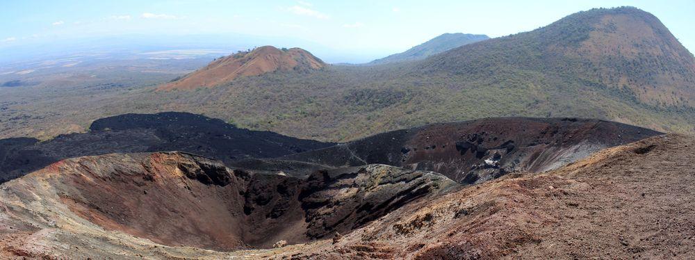 Volcan Cerro Negro, Nicaragua