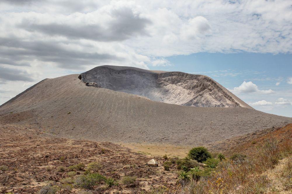 Volcan elica, Nicaragua