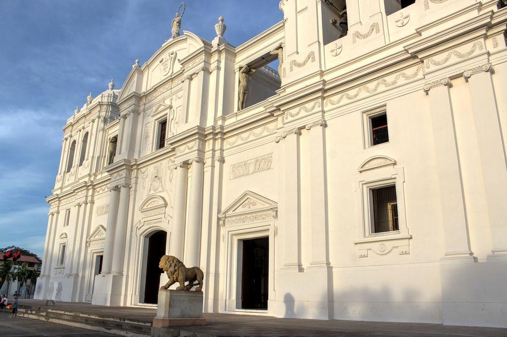 Cathédrale, Leó  , Nicaragua